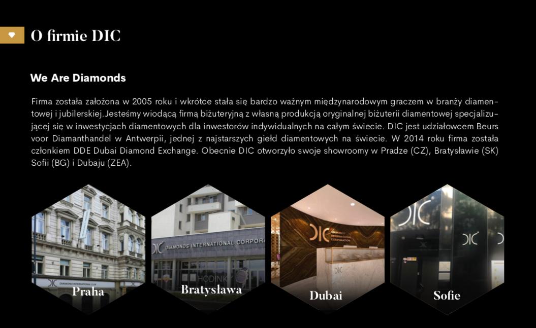 Firma z 4 siedzibami! Sofia, Praga, Dubai, Bratysława